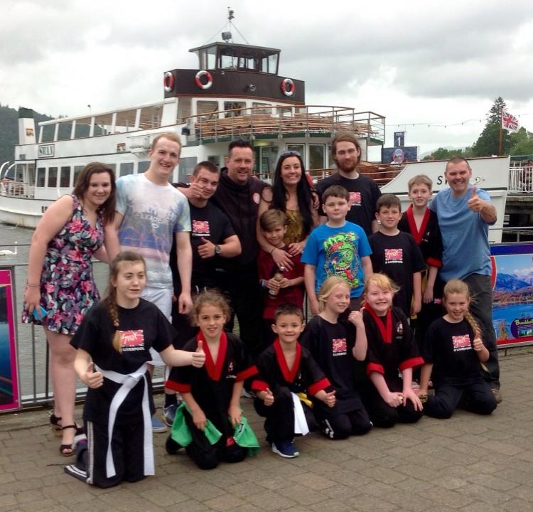 Liverpool and Carlisle Sport Nunchaku Grading July '15