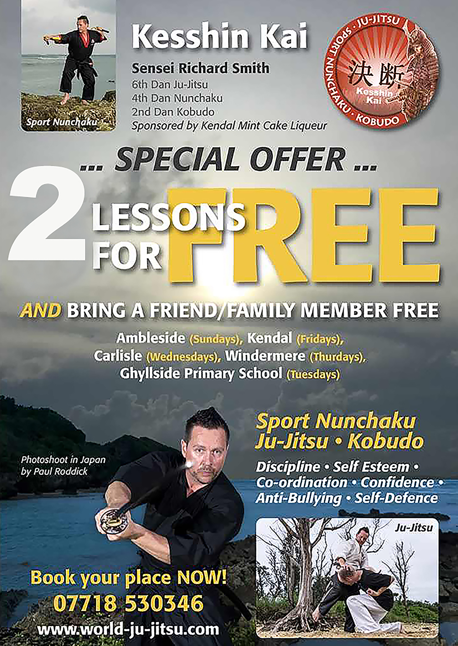 2 Sessions Free Offer