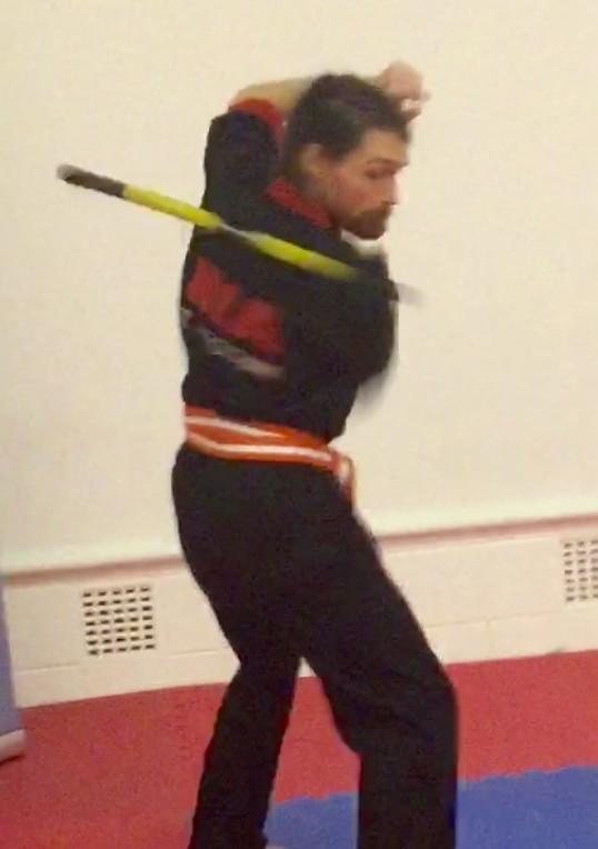 Freestyle Training -SNUK Team G.B.