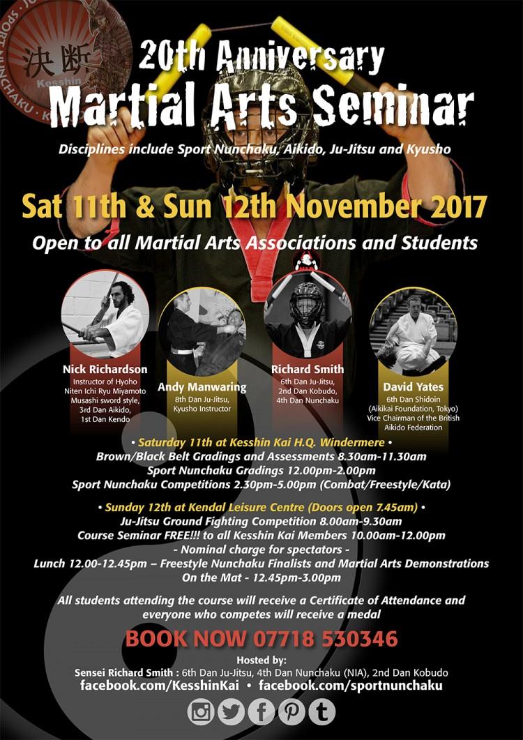 2oth Anniversary Open Seminar 2017
